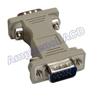 Legacy NEC HD15 to DB9 D-Sub Video Monitor Adapter - HD15 Male  /  DB9 Female