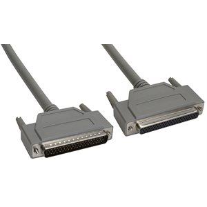 62-Pin (HD62) Deluxe HD D-Sub Cable - Copper Shielded - Male  /  Female
