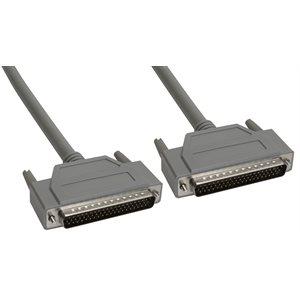 62-Pin (HD62) Deluxe HD D-Sub Cable - Copper Shielded - Male  /  Male
