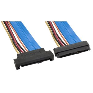 SAS to SAS Extender Cable, SFF-8482 Male  /  Female Receptacle