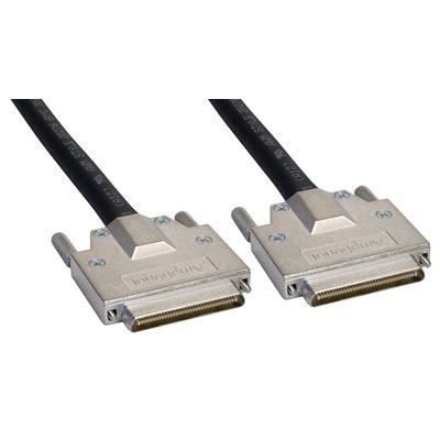 VHDCI SCSI (SCSI-5) LVD / SE Cable - .8mm 68-pin VHDCI SCSI Male to Male