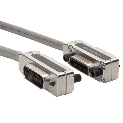 Double Shielded GPIB Cable (IEEE-488 Cable) w /  Stackable GPIB Connectors (24-pin M / F)